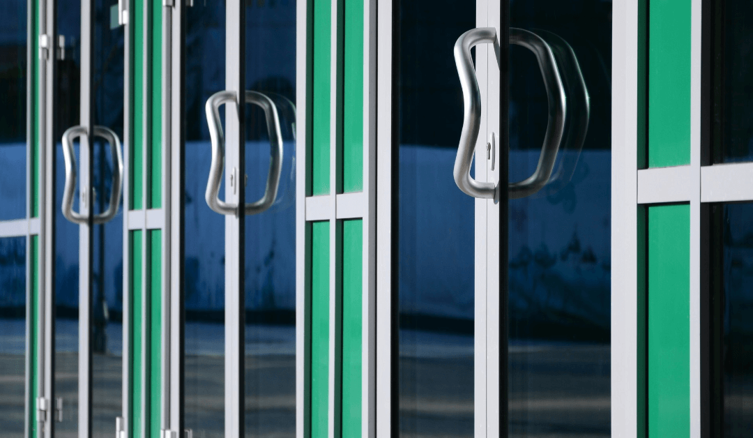 Choosing The Right Commercial Entry Doors
