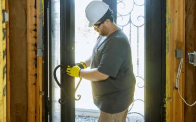 Exterior door installers